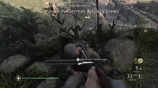 Call of duty ww2 level?