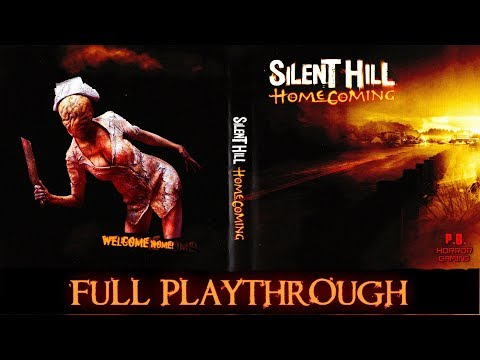 Silent Hill 5 : Homecoming | Full Playthrough | Longplay Walkthrough No Commentary