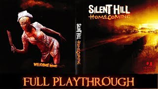Silent Hill 5 : Homecoming | Full Playthrough | Longplay Gameplay Walkthrough No Commentary