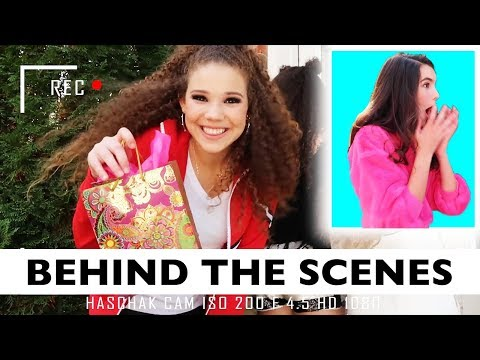 Haschak Sisters - All My Money On You (Behind The Scenes)