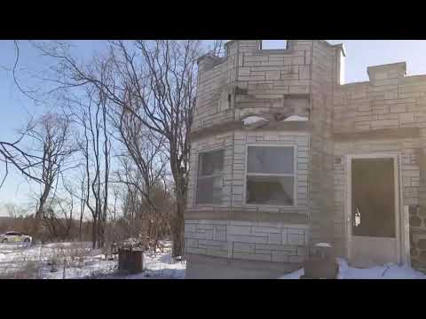Haunted Castle House Ghost Real Life Ontario Canada