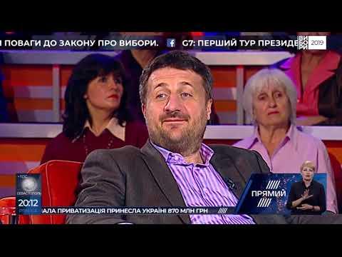 Ток-шоу ПРЯМИЙ ЕФІР