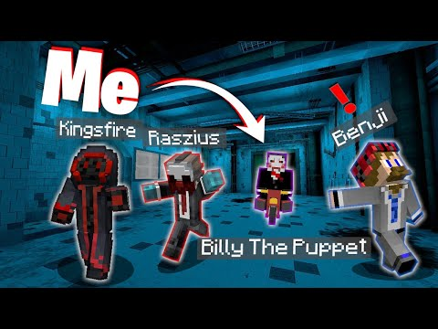 Pranking As Billy The Saw Puppet! (I Made Them Play A Game!)  