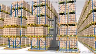 Selective Pallet Racking - Emrack International