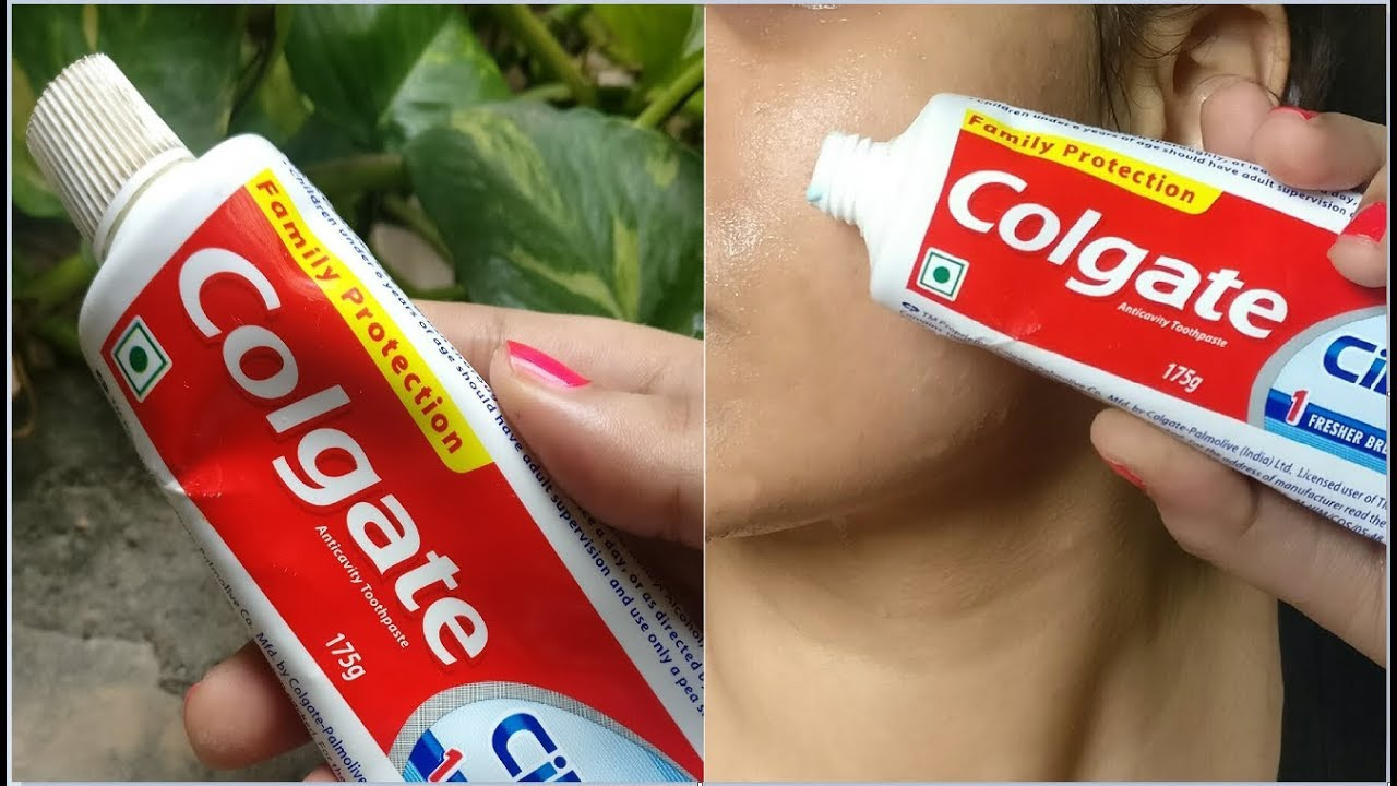 How to use toothpaste for beauty care picture