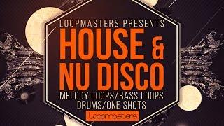 House Nu Disco - House MIDI Nu Disco Samples - Loopmasters Samples