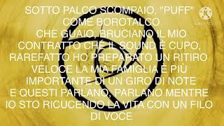 Caparezza- La Scelta (Testo & Lyrics Video)