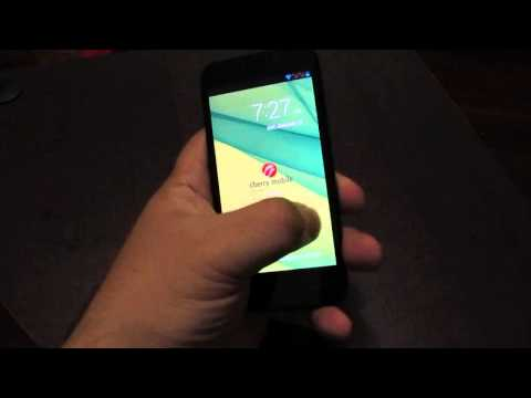 Cherry Mobile Flare HD Quick Tip: Disable / Reenable The Start Lockscreen