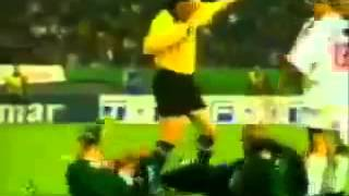 Epic Funny Accident Doctor Football Goal Soccer Match