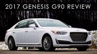 Review | 2017 Genesis G90 | Hope for Modern Luxury