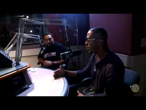Marques Houston Speaks out On Raz B from B2K