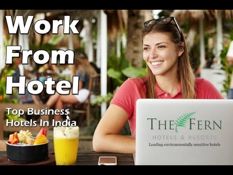 Work. Relax. Feast with our Work From Hotel Packages | Enjoy the New Normal with Fern Hotels