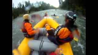 Wild Mile Paddle Raft