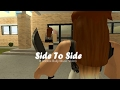 (Bully Story Part 2)Side to Side - Ariana Grande ROBLOX Music Video