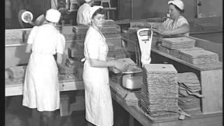 Den stora festen   Skellefteå 100 års jubileum 1945