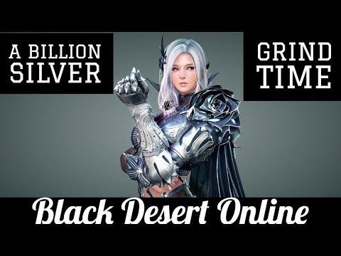Black Desert Online [BDO] How I Make 1 Billion Silver in a Week