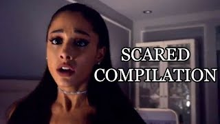 Ariana Grande Scared Compilation