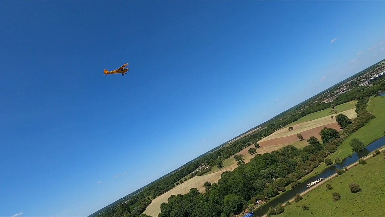 FPV Chasing RC Planes GoPro Hero 8 Black картинки