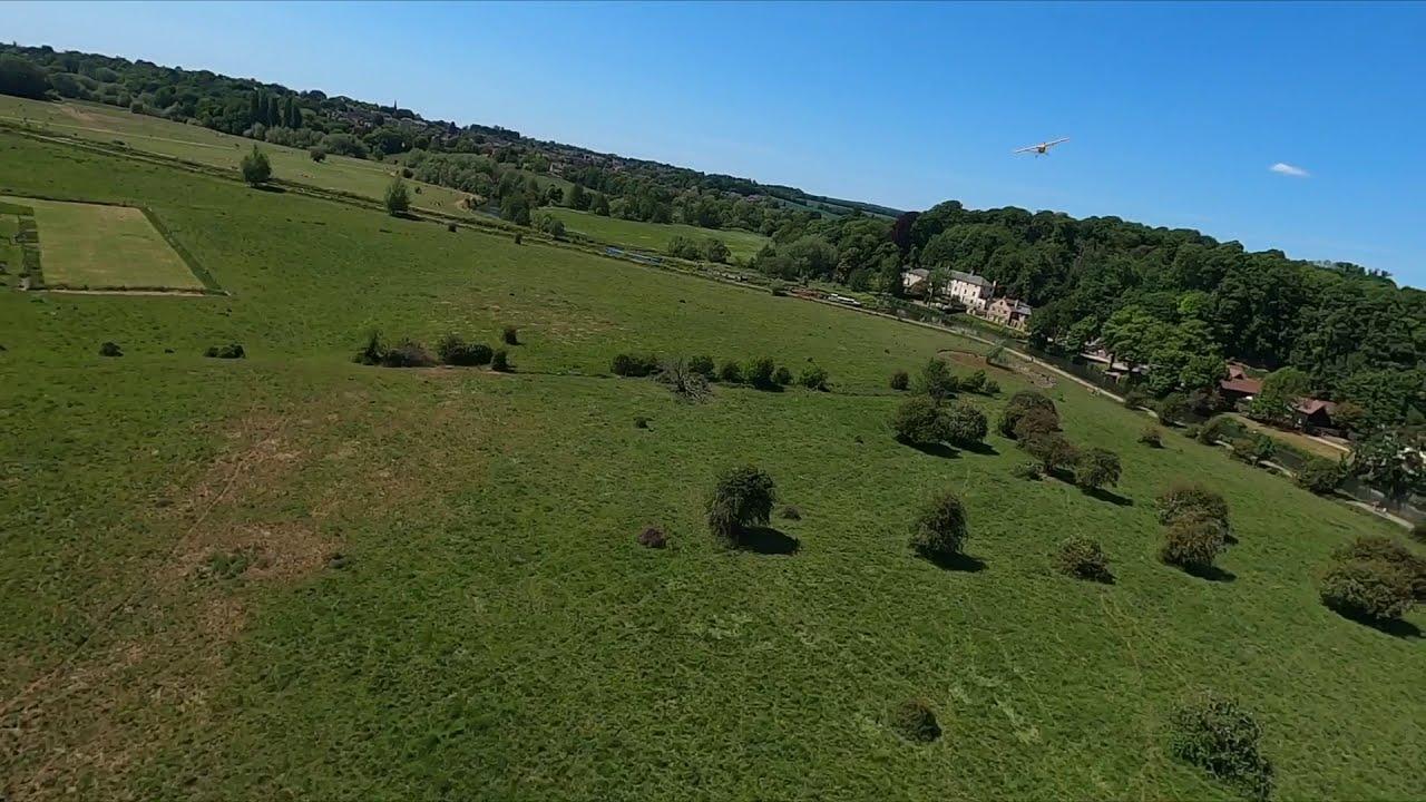 FPV Chasing RC Planes GoPro Hero 8 Black фото