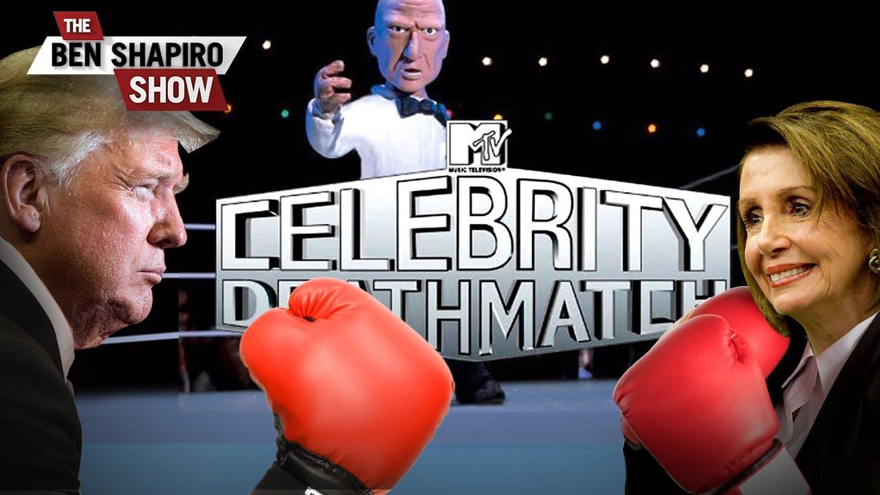 Celebrity Death Match: Trump vs. Pelosi   The Ben Shapiro Show Ep. 788