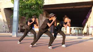 DaBaby - ROCKSTAR FT RODDY RICCH (Dance Video) - @ghettotwins__