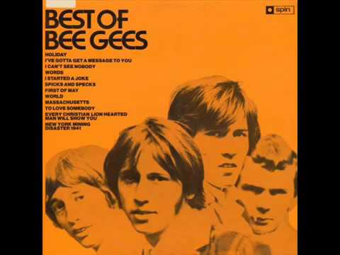 Bee Gees Spicks and Specks 1966
