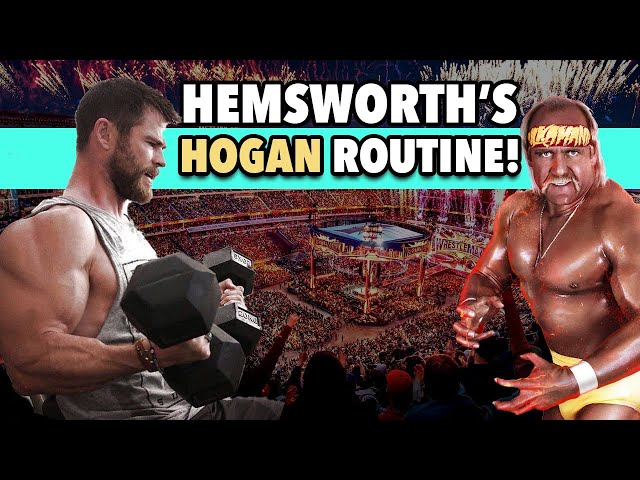 Chris Hemsworth Is Getting HOW BIG For The Hulk Hogan Movie?! HOW HE IS TRAINING!!