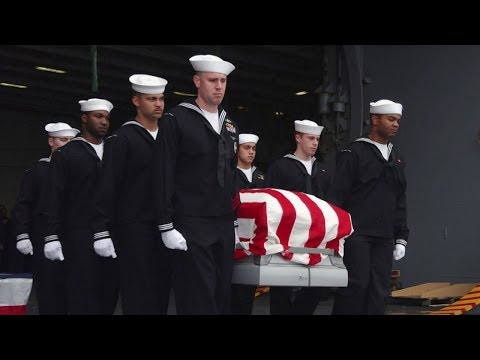 John Cena and WWE honor our fallen heroes