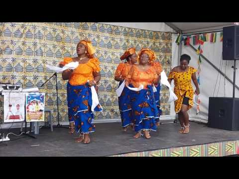 Igbo Community Australia Women @ 2017 Africulture Festival @ Wyatt Park Lidcombe Sydney Australia.