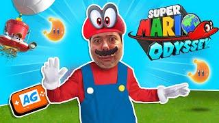 Jugando Super Mario Odyssey en 2021 y en Español #1