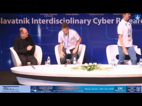 Sixth Session: Reinventing Cyber Security