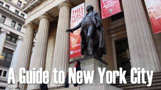 Financial District | A Guide to New York City