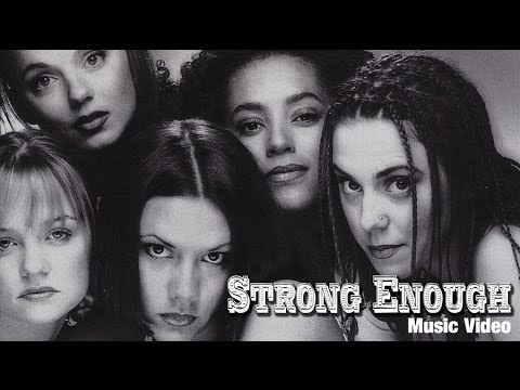 Spice Girls - Strong Enough (Music Video)