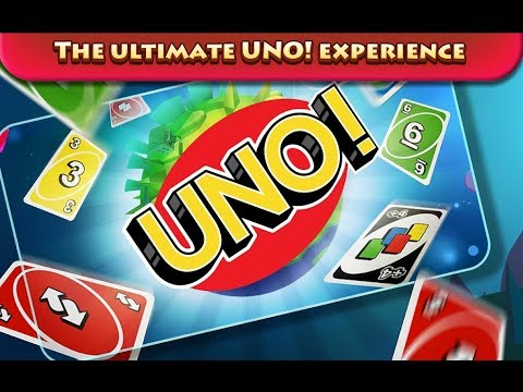 UNO - Android Gameplay (Play With Friends)