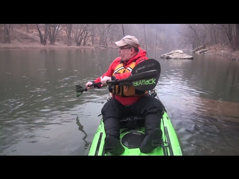Kayak Fishing Basics: Paddling Skills for Kayak Anglers