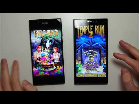 Sony Xperia L2 vs Xperia L1 Speed Test & Camera Comparison!