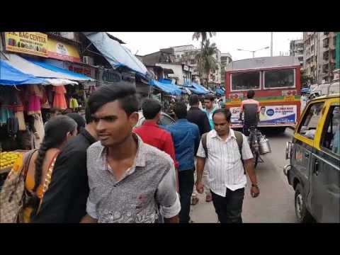 India - Mumbai - Dharavi - June 2017