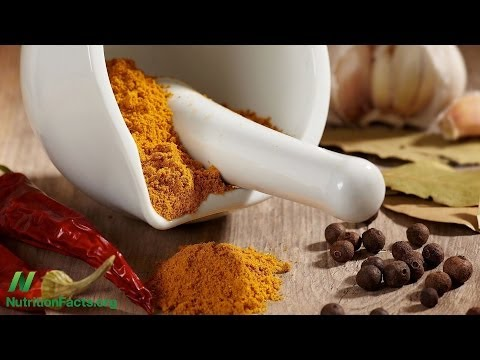 Boosting the Bioavailability of Curcumin