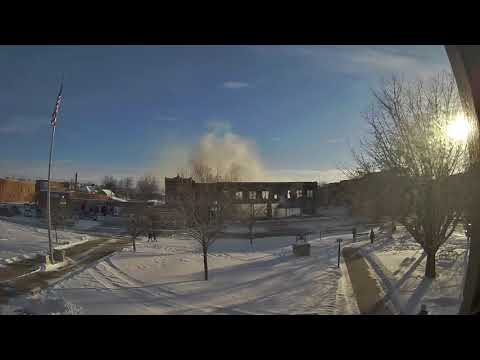 Vinton  Iowa Fire