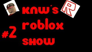 Hole in the Wall - KNW'S ROBLOX SHOW #2
