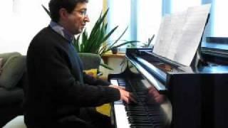 Lumières Lointaines - André Gagnon - Izak Matatya, piano