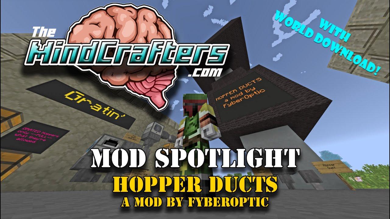 Fybertech - Minecraft Modding