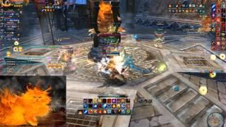 Forsaken World/Dark Age. PVP. Arena 6x6. Fire Mage. 8