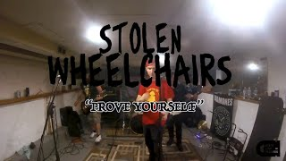 """Stolen Wheelchairs - """"Prove Yourself"""" State Line Records - Official Music Video"""