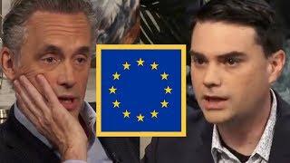 Dr. Jordan Peterson and Ben Shapiro Discuss The E.U.