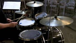 Help - The Beatles (Drums)