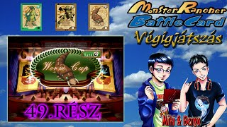 Monster Rancher Battle Card: Episode II (PS) Mikivel, 49. rész: Kibeszélőshow