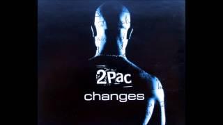 2Pac - Changes (Midi Version)