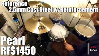 【Ikebe channel】Pearl Reference Steel【#DS渋谷試奏動画】