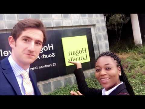 Matheson Trainees support Irish Rule of Law International (IRLI) in South Africa